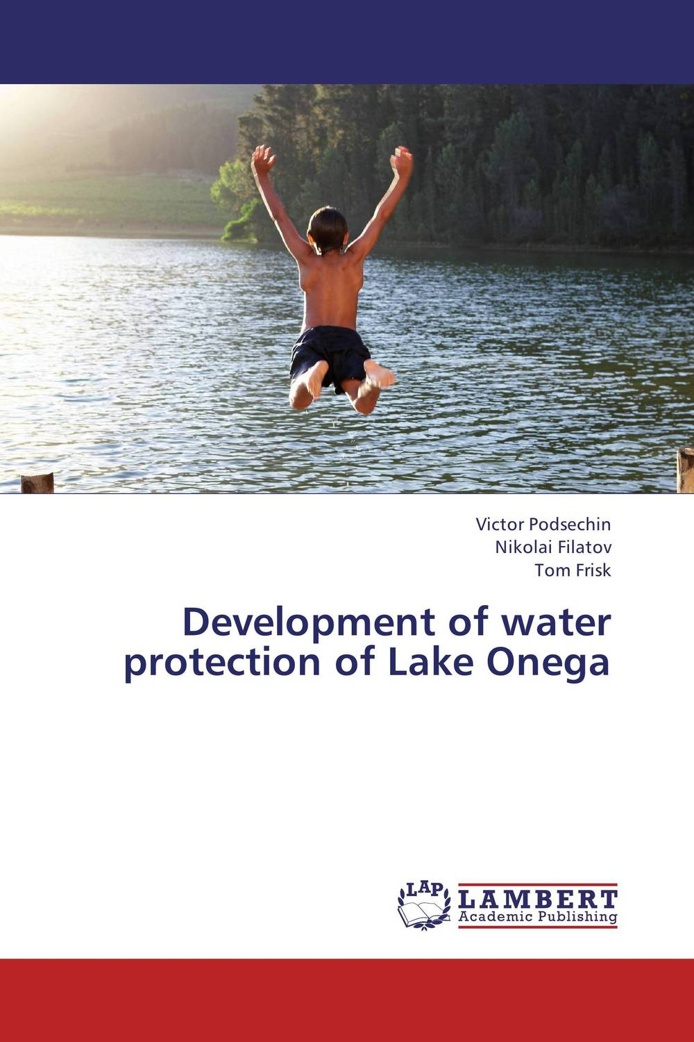 Development of water protection of Lake Onega the lake