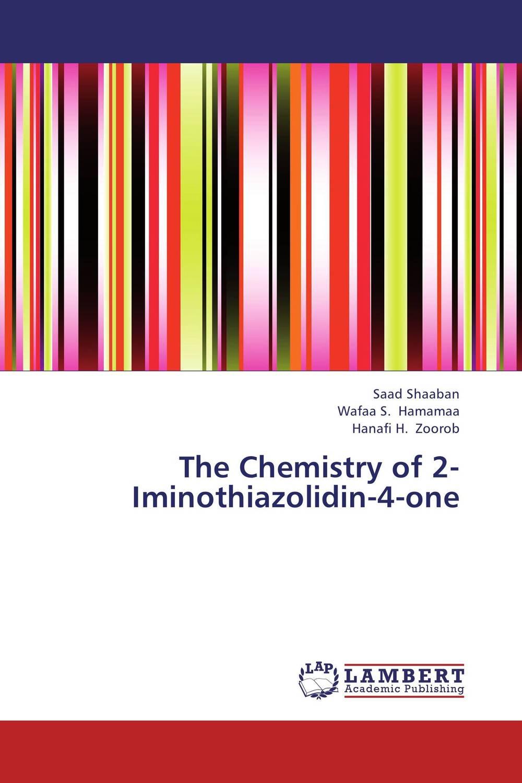 The Chemistry of 2-Iminothiazolidin-4-one rakesh kumar ameta and man singh quatroammonimuplatinate and anticancer chemistry of platinum via dfi