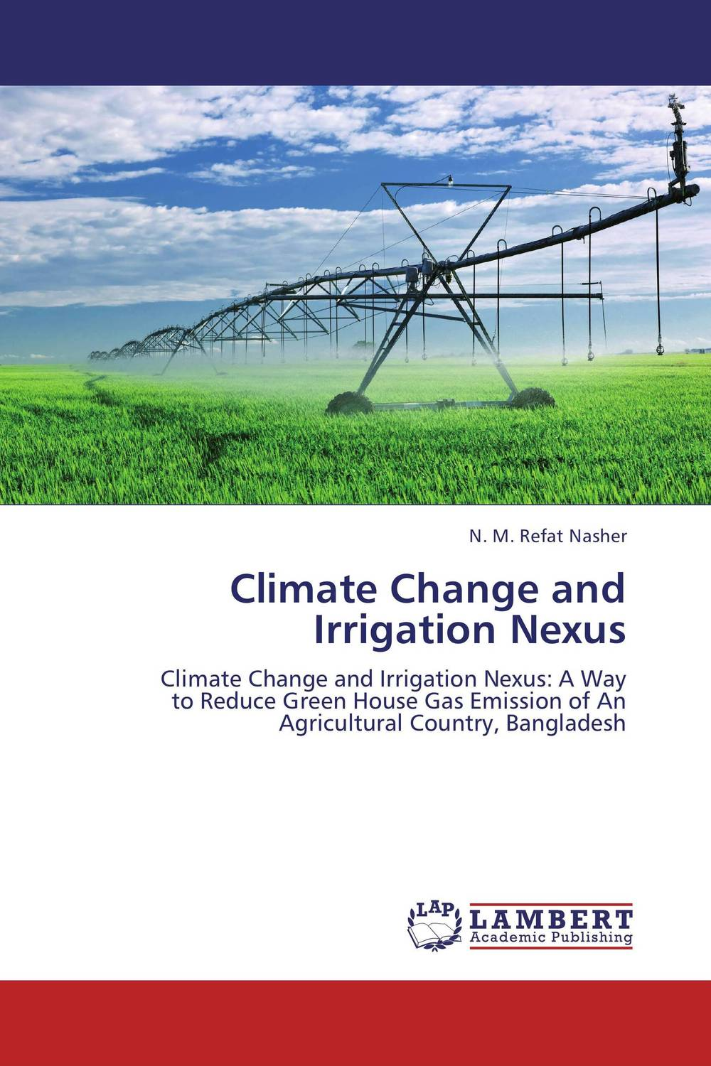 Climate Change and Irrigation Nexus reforms in the irrigation system in punjab