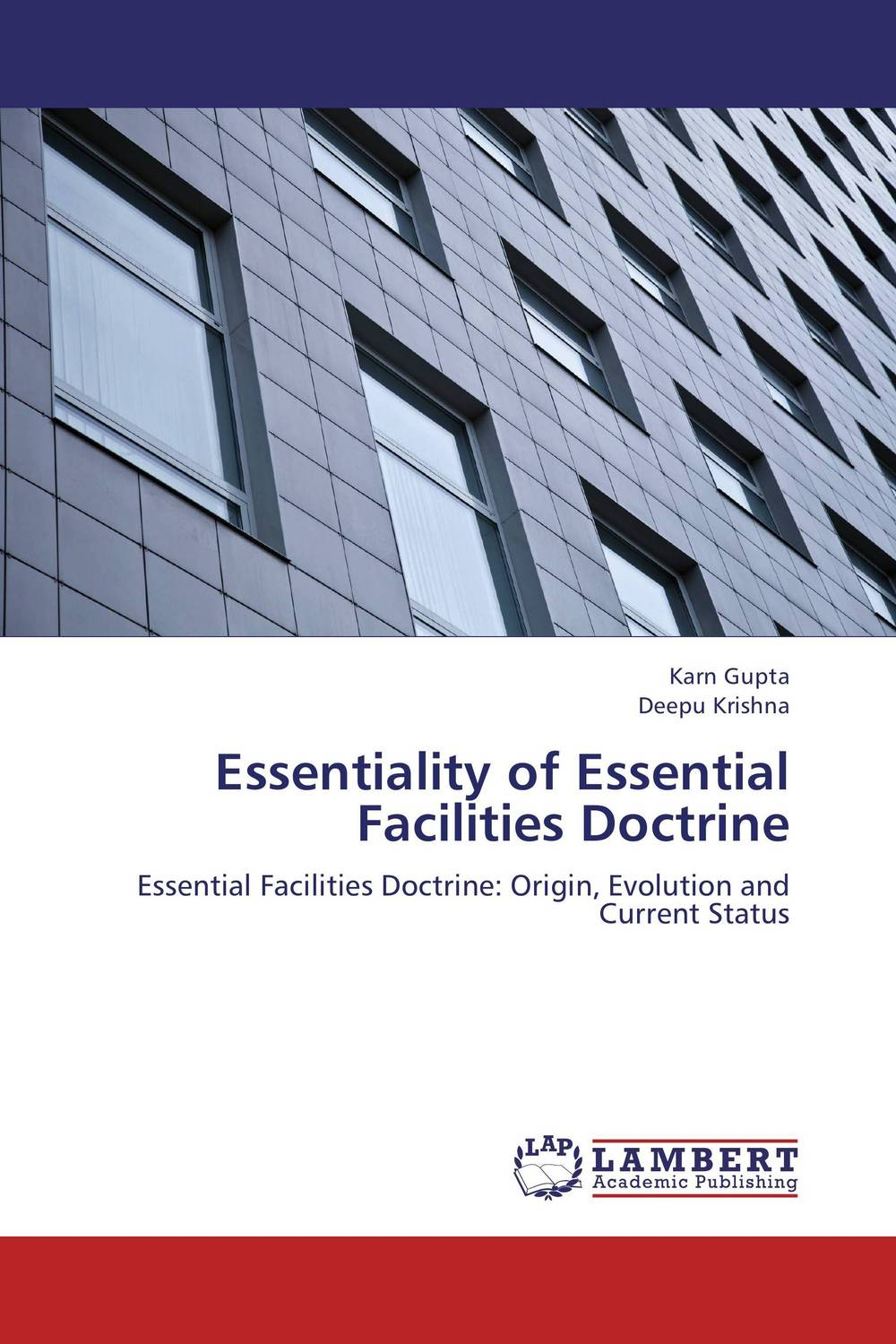 Essentiality of Essential Facilities Doctrine the law of god an introduction to orthodox christianity на английском языке