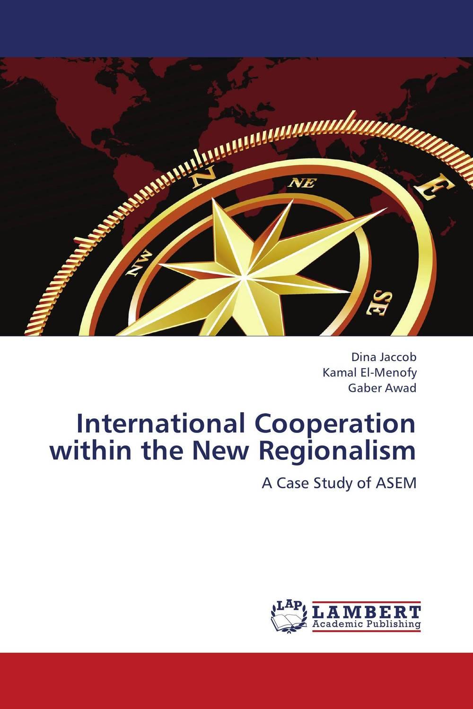 International Cooperation within the New Regionalism николай камзин theory and practical aspects of internationa settlements economic cooperation