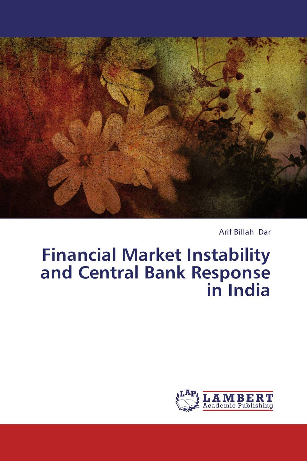 Financial Market Instability and Central Bank Response in India monetary policy and its application in ethiopia