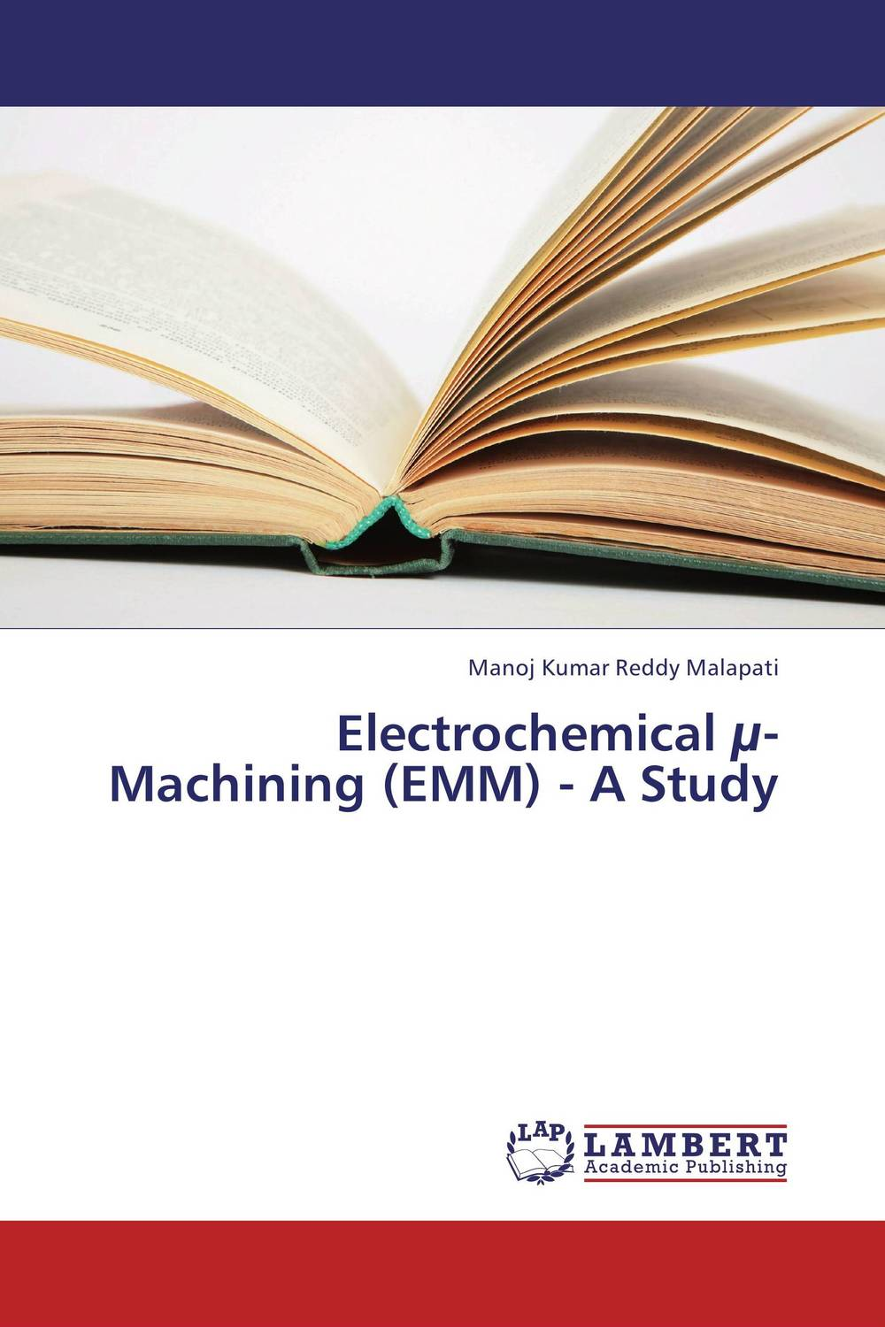 Electrochemical µ-Machining (EMM) - A Study купить