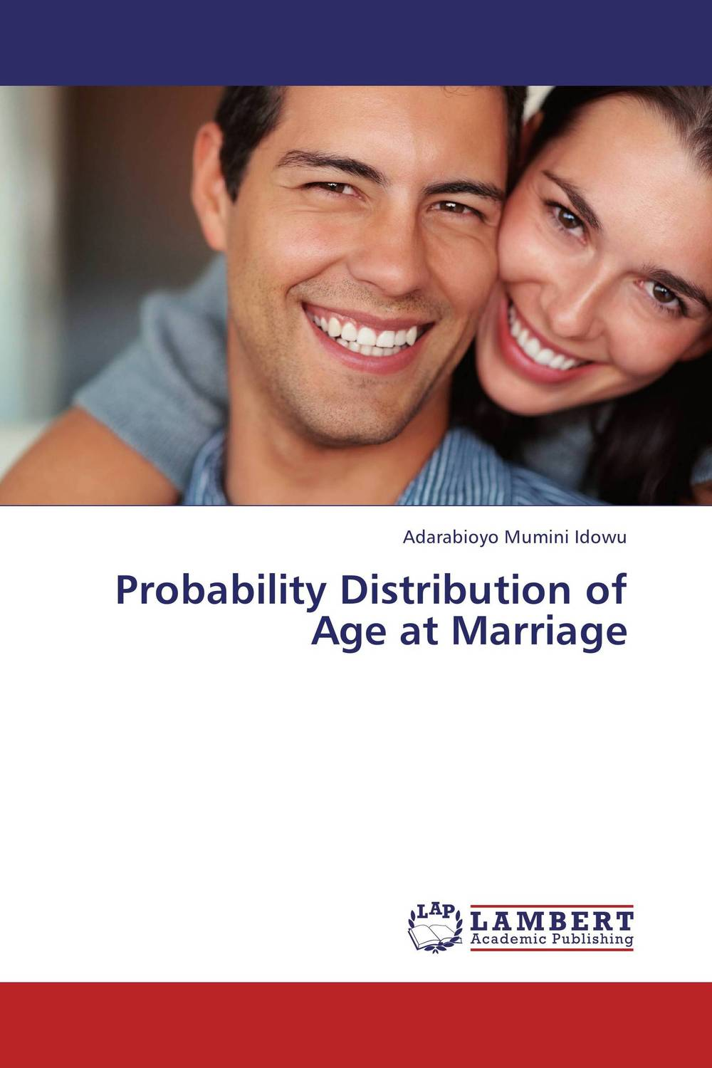 Probability Distribution of Age at Marriage