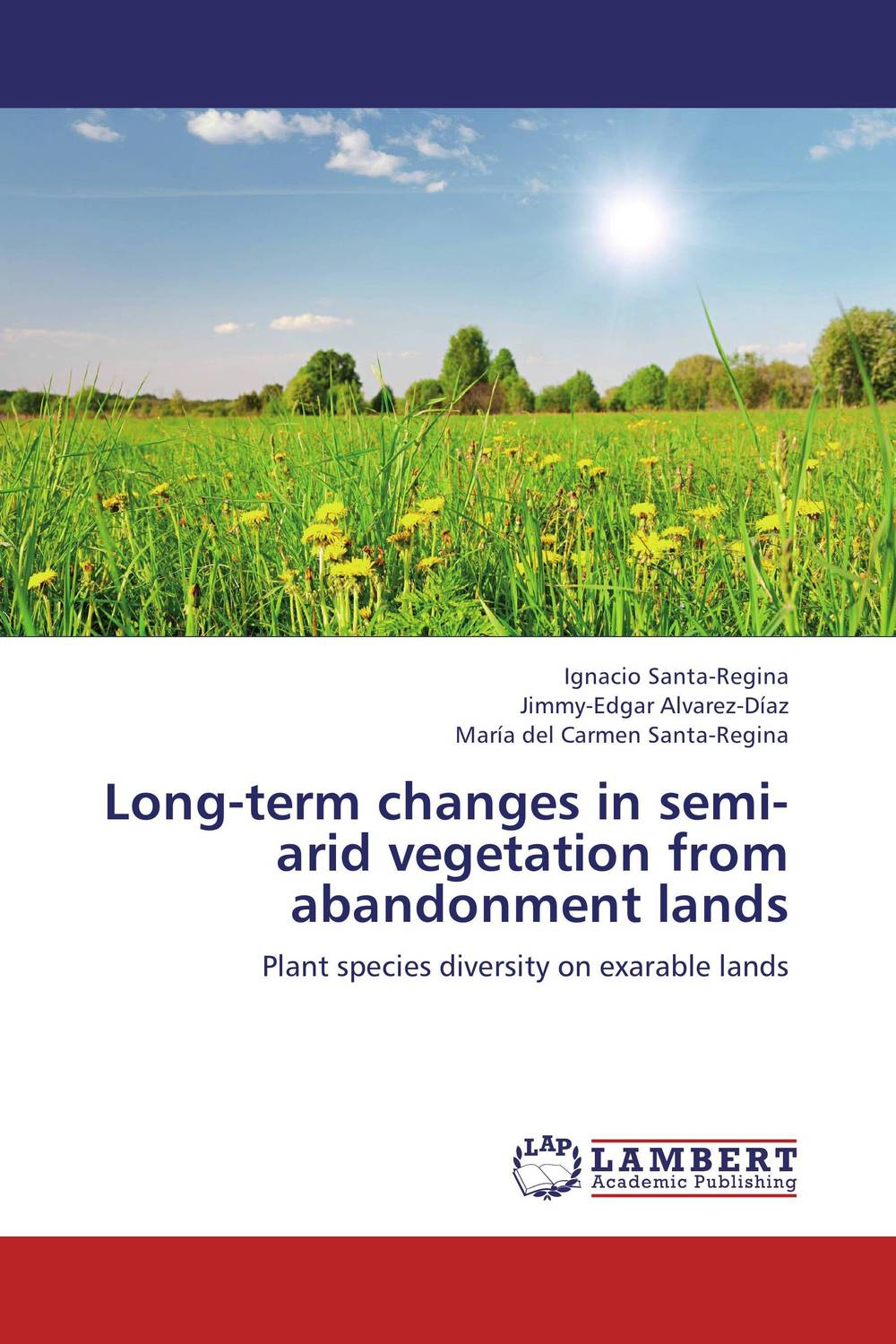 Long-term changes in semi-arid vegetation from abandonment lands taisser h h deafalla non wood forest products and poverty alleviation in semi arid region