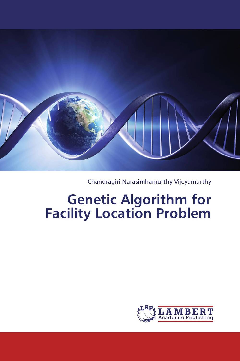 Genetic Algorithm for Facility Location Problem the limiting background in a detector testing facility for supercdms