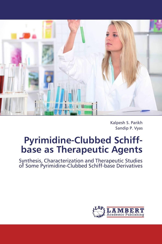 купить Pyrimidine-Clubbed Schiff-base as Therapeutic Agents недорого