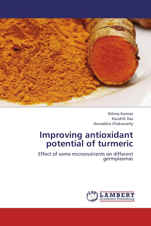 Improving antioxidant potential of turmeric снуд ferz ferz fe913gwclnf6
