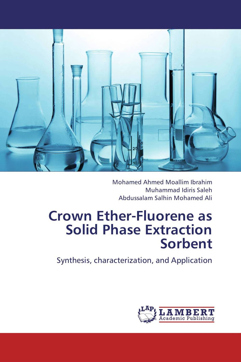 Crown Ether-Fluorene as Solid Phase Extraction Sorbent the silver crown