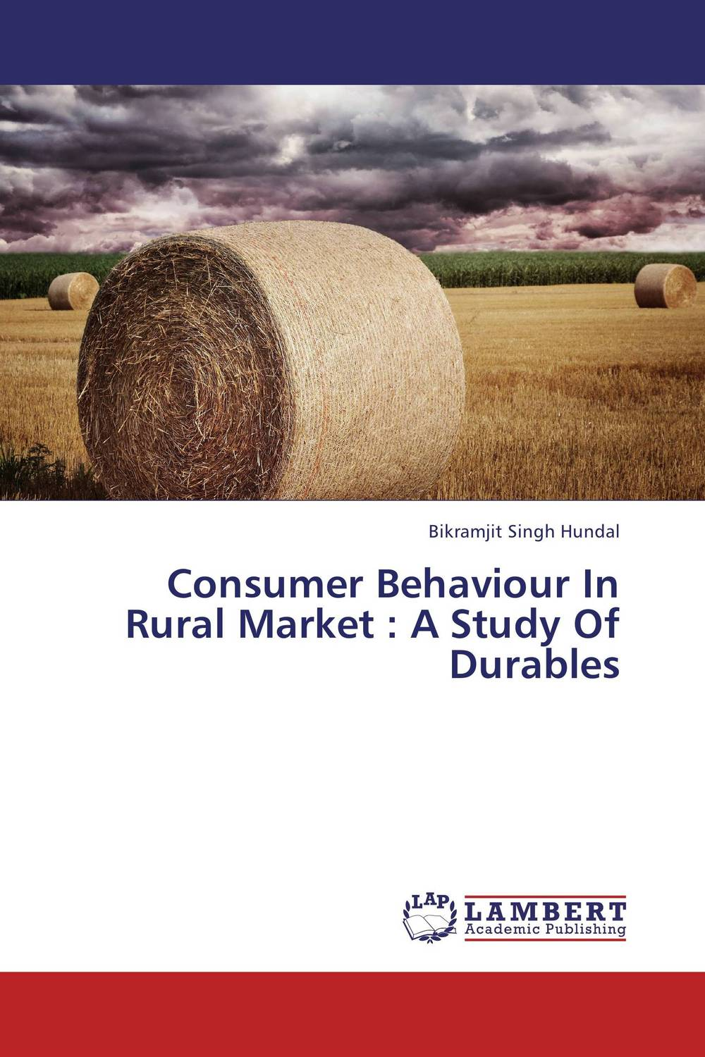 Consumer Behaviour In Rural Market : A Study Of Durables ripudaman singh gurkamal singh and amandeep kaur brea indian consumer behaviour