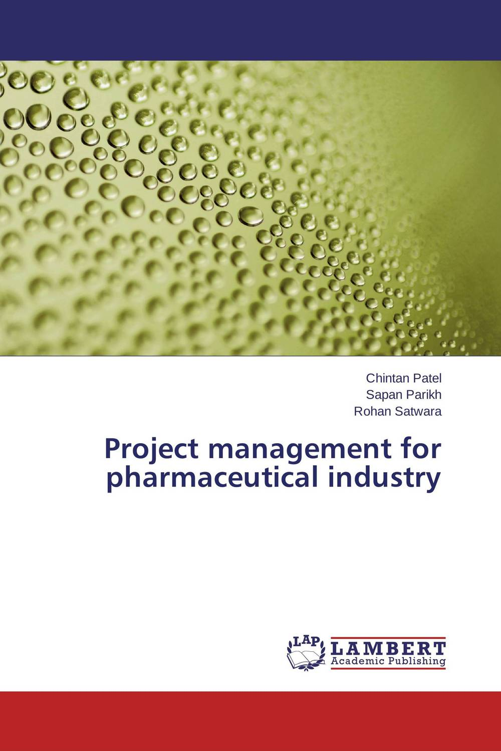 Project management for pharmaceutical industry