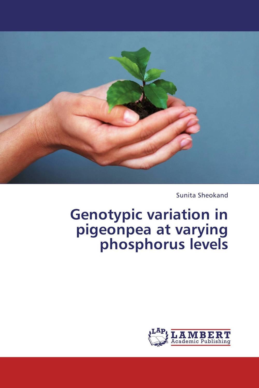Genotypic variation in pigeonpea at varying phosphorus levels sutapa dutta nagendra kumar singh and tapas kumar bandyopadhyay transcriptome sequencing in pigeonpea [cajanus cajan l millsp ]