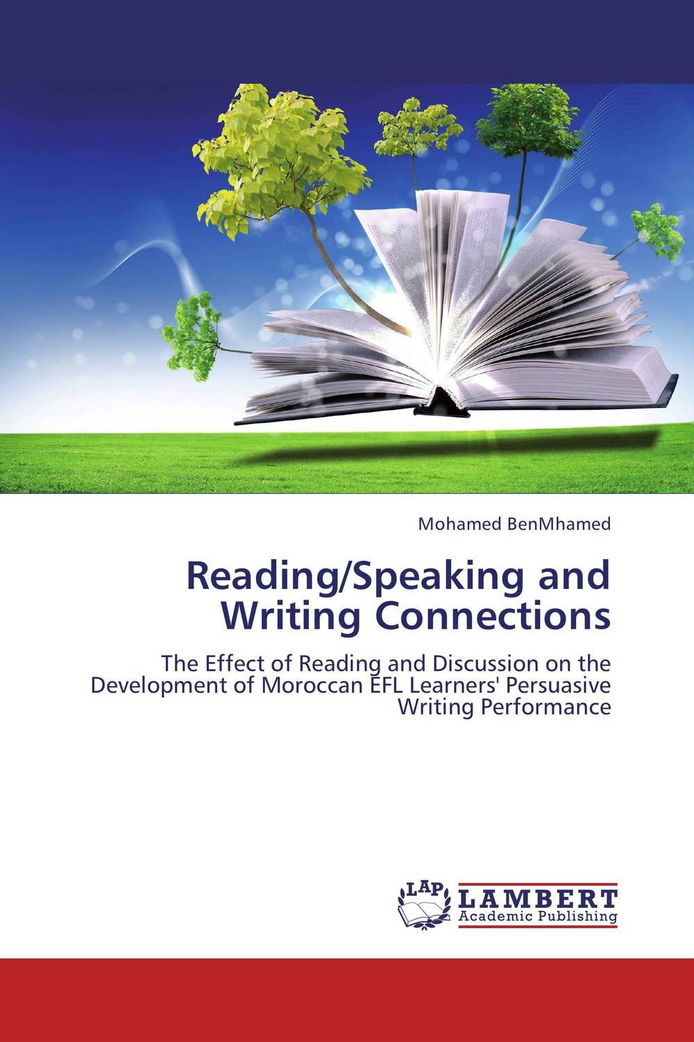 Reading/Speaking and Writing Connections