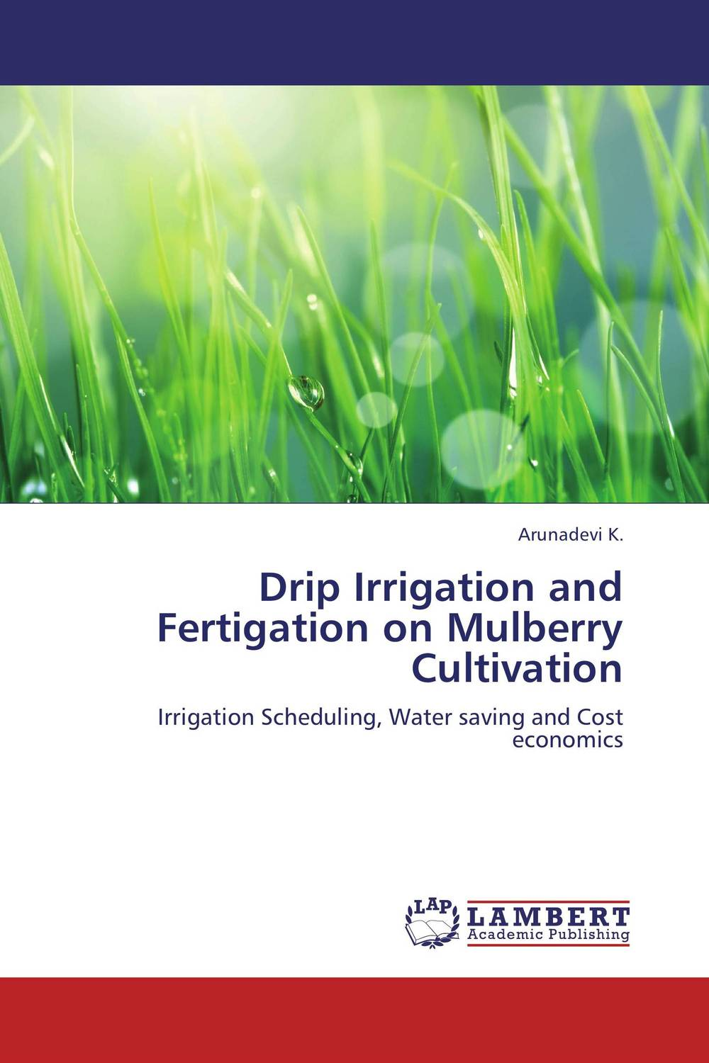 где купить  Drip Irrigation and Fertigation on Mulberry Cultivation  дешево