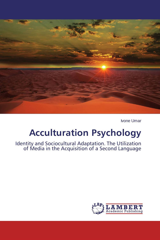 Acculturation Psychology abnormal psychology 4e