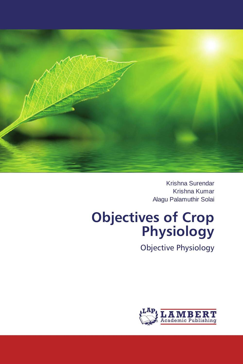 Objectives of Crop Physiology plant mineral nutrition