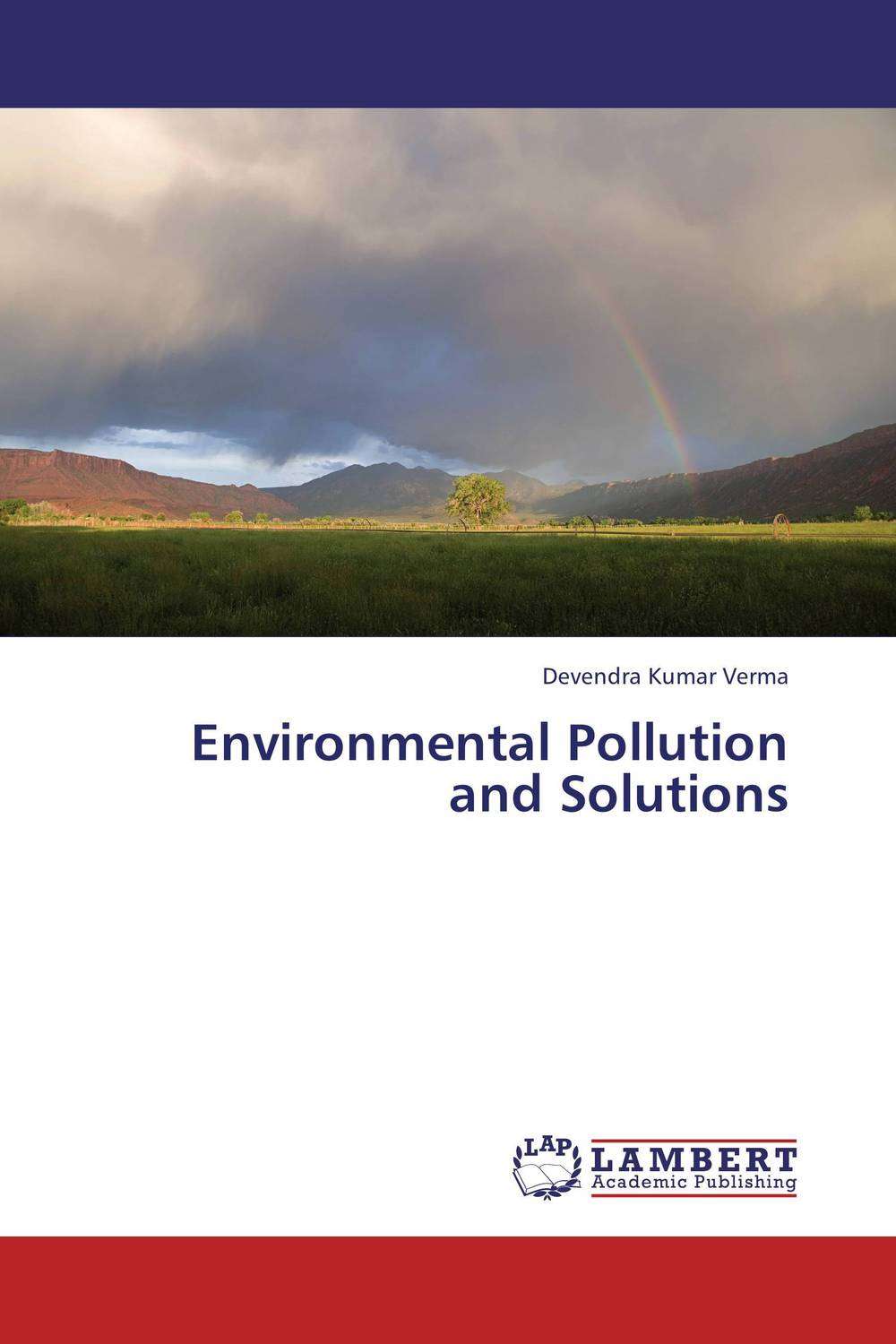 Environmental Pollution and Solutions купить