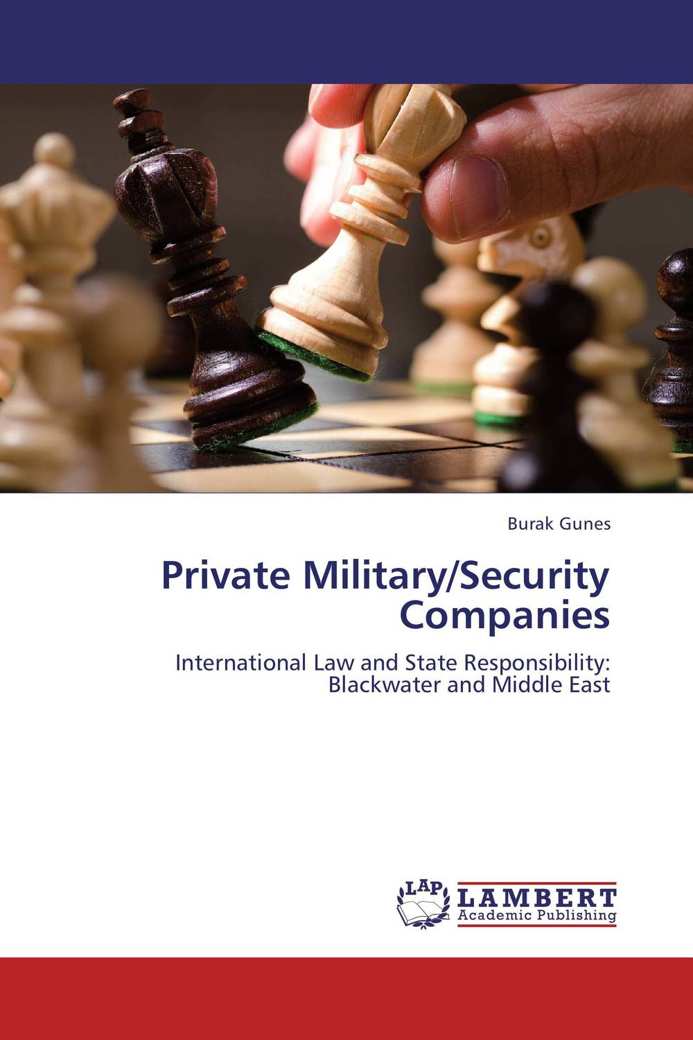 Private Military/Security Companies