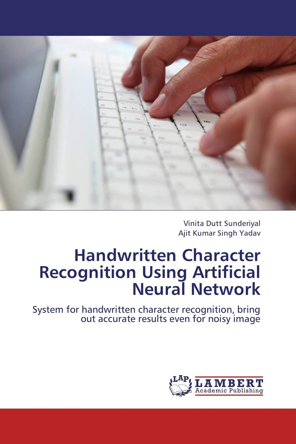 Handwritten Character Recognition Using Artificial Neural Network web spam detection application using neural network