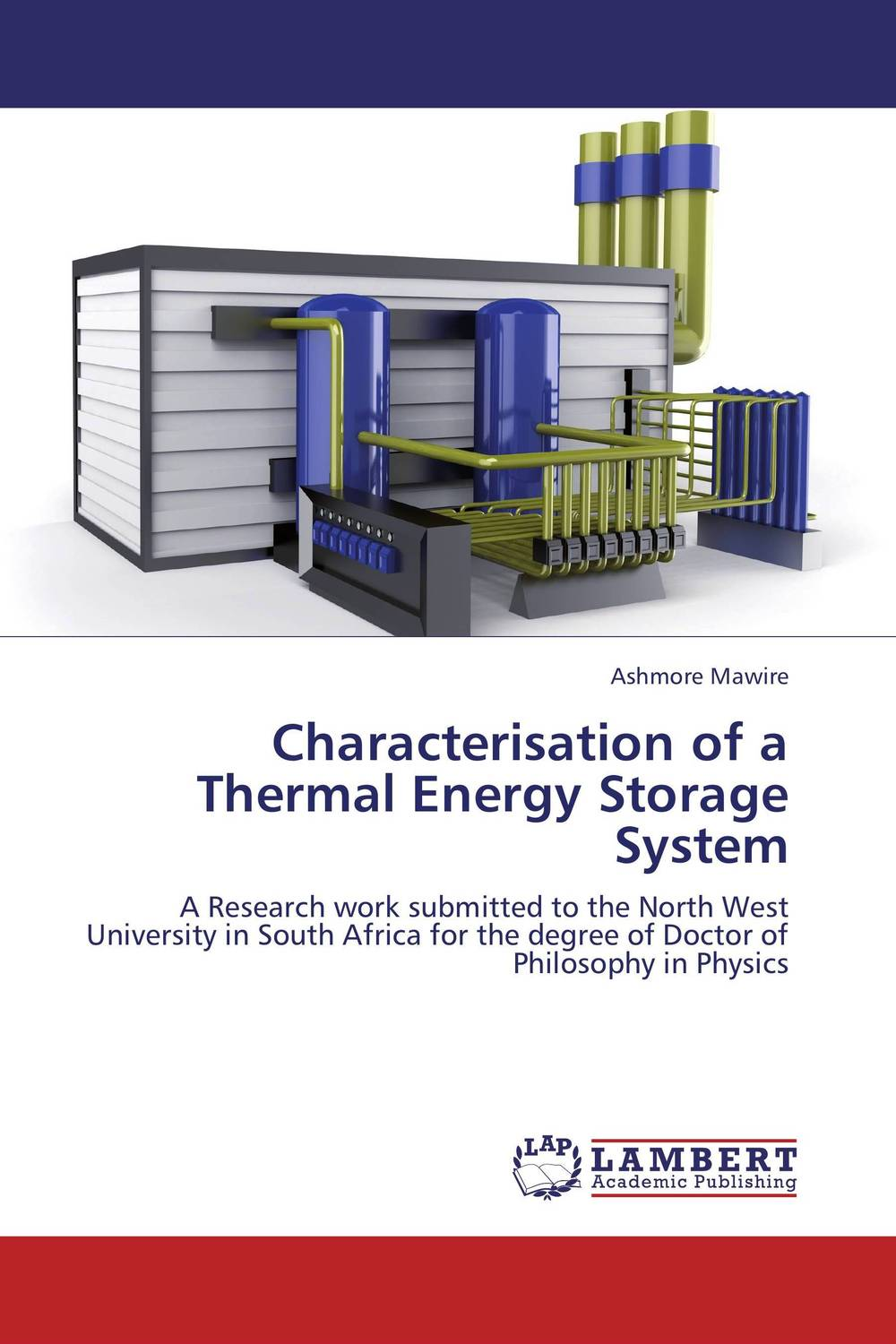 цена на Characterisation of a Thermal Energy Storage System