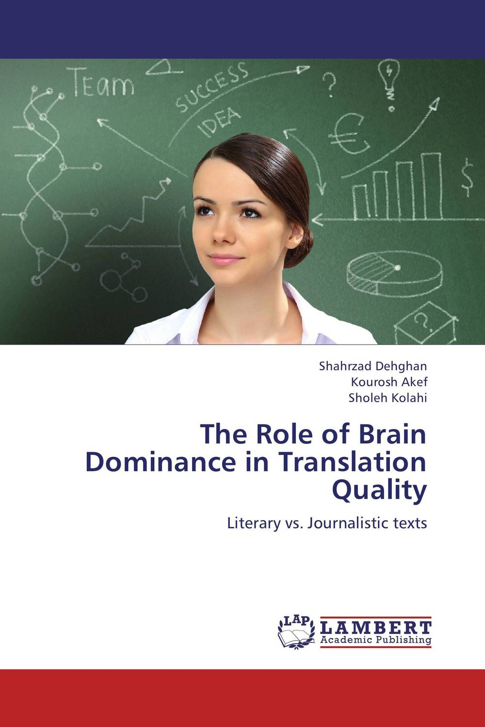 The Role of Brain Dominance in  Translation Quality shahrzad dehghan kourosh akef and sholeh kolahi the role of brain dominance in translation quality