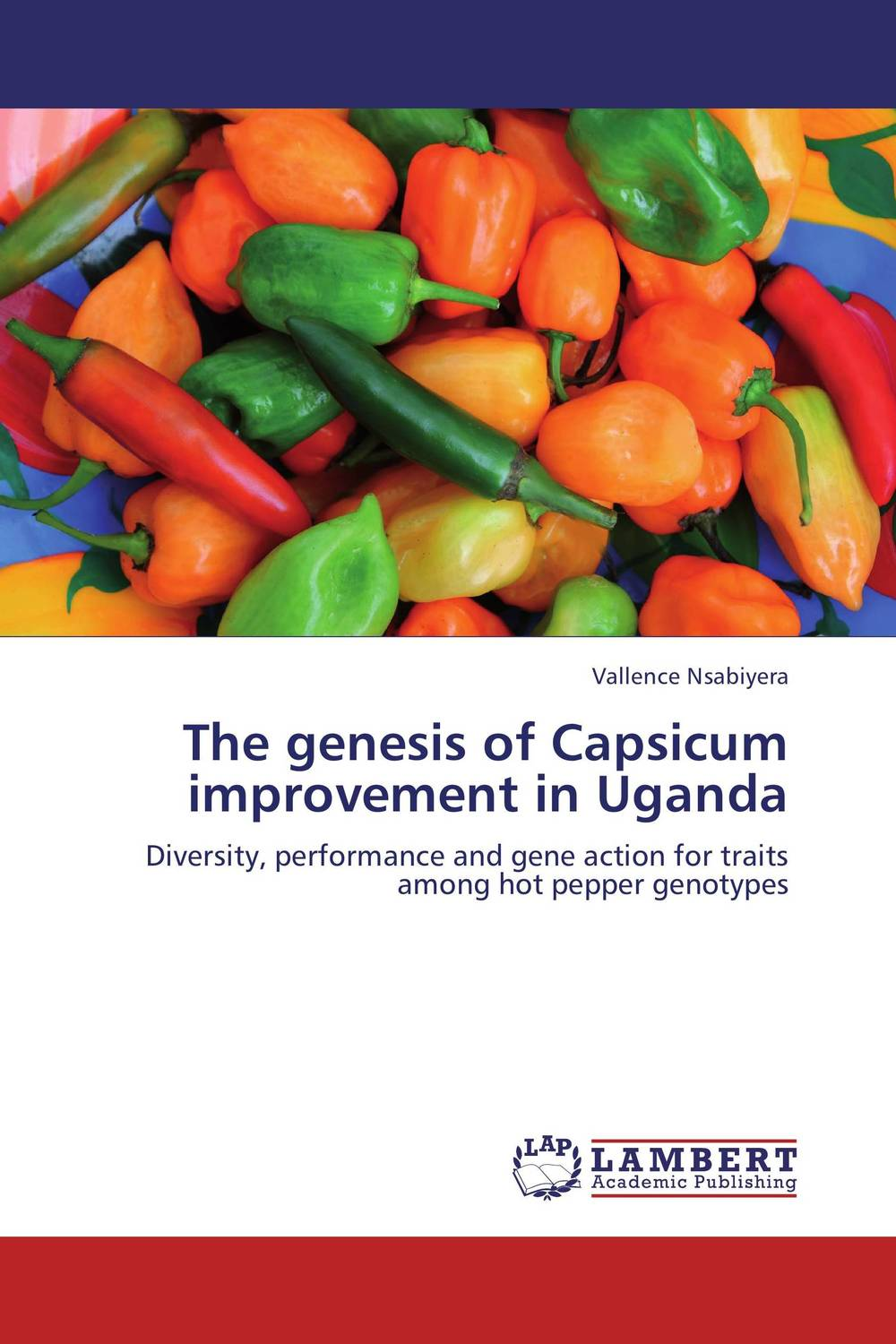 The genesis of Capsicum improvement in Uganda genesis genesis turn it on again the hits