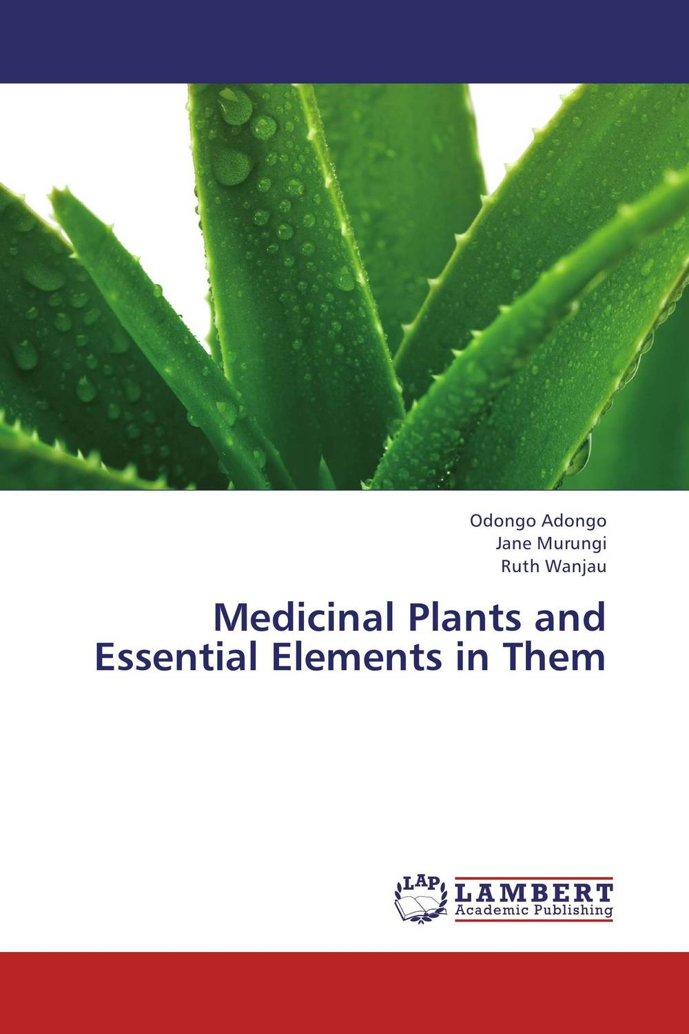 Medicinal Plants and Essential Elements in Them george varghese diana john and solomon habtemariam medicinal plants for kidney stone a monograph