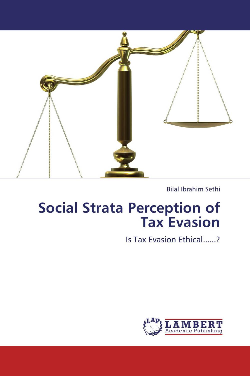Social Strata Perception of Tax Evasion ways of curbing tax evasion in zimbabwe