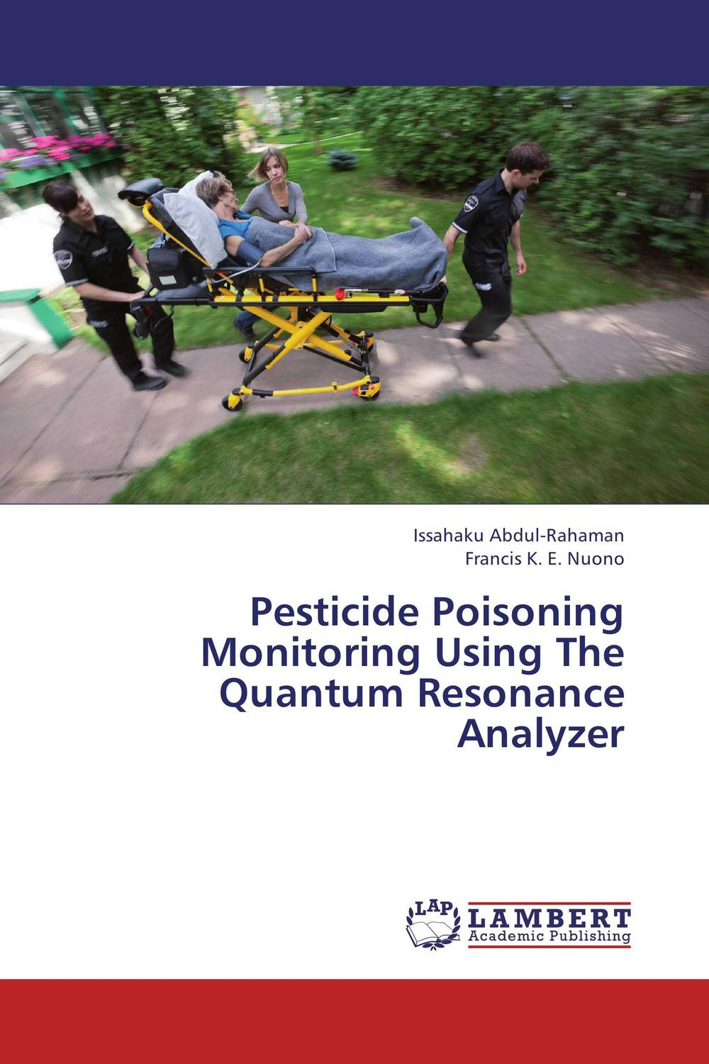 Pesticide Poisoning Monitoring Using The Quantum Resonance Analyzer baljit singh polymeric pesticide delivery systems to control environmental hazards