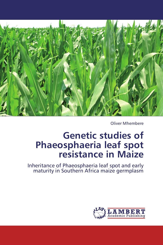 купить Genetic studies of Phaeosphaeria leaf spot resistance in Maize недорого