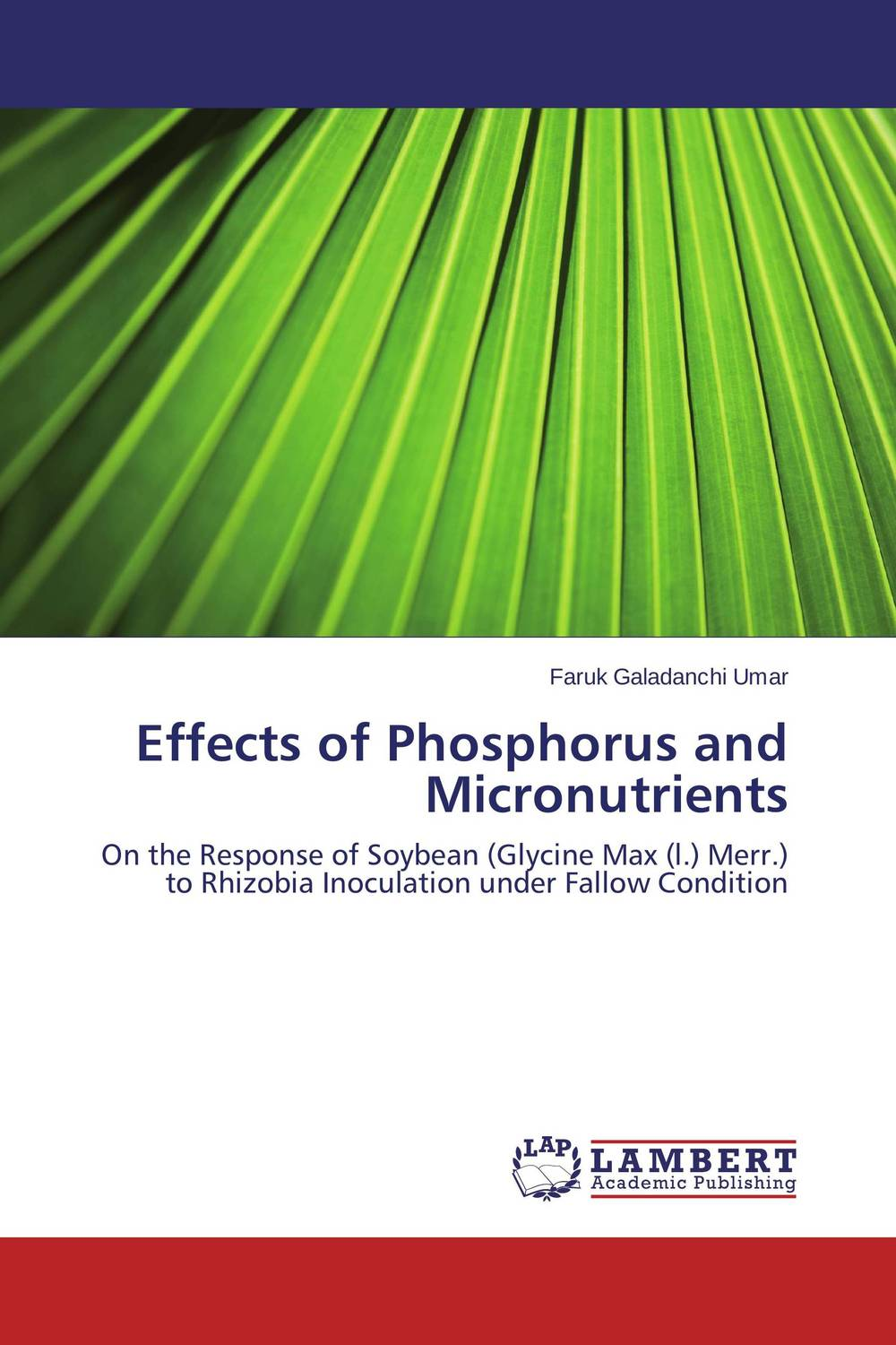 Effects of Phosphorus and Micronutrients ravindra kumar jain nod factors and nodulation process by rhizobia in cicer arietinum