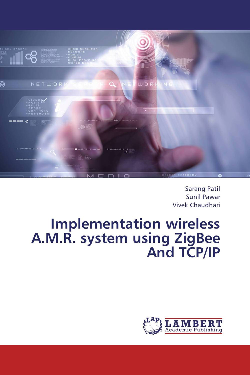 Implementation wireless A.M.R. system using ZigBee And TCP/IP the comedy of errors