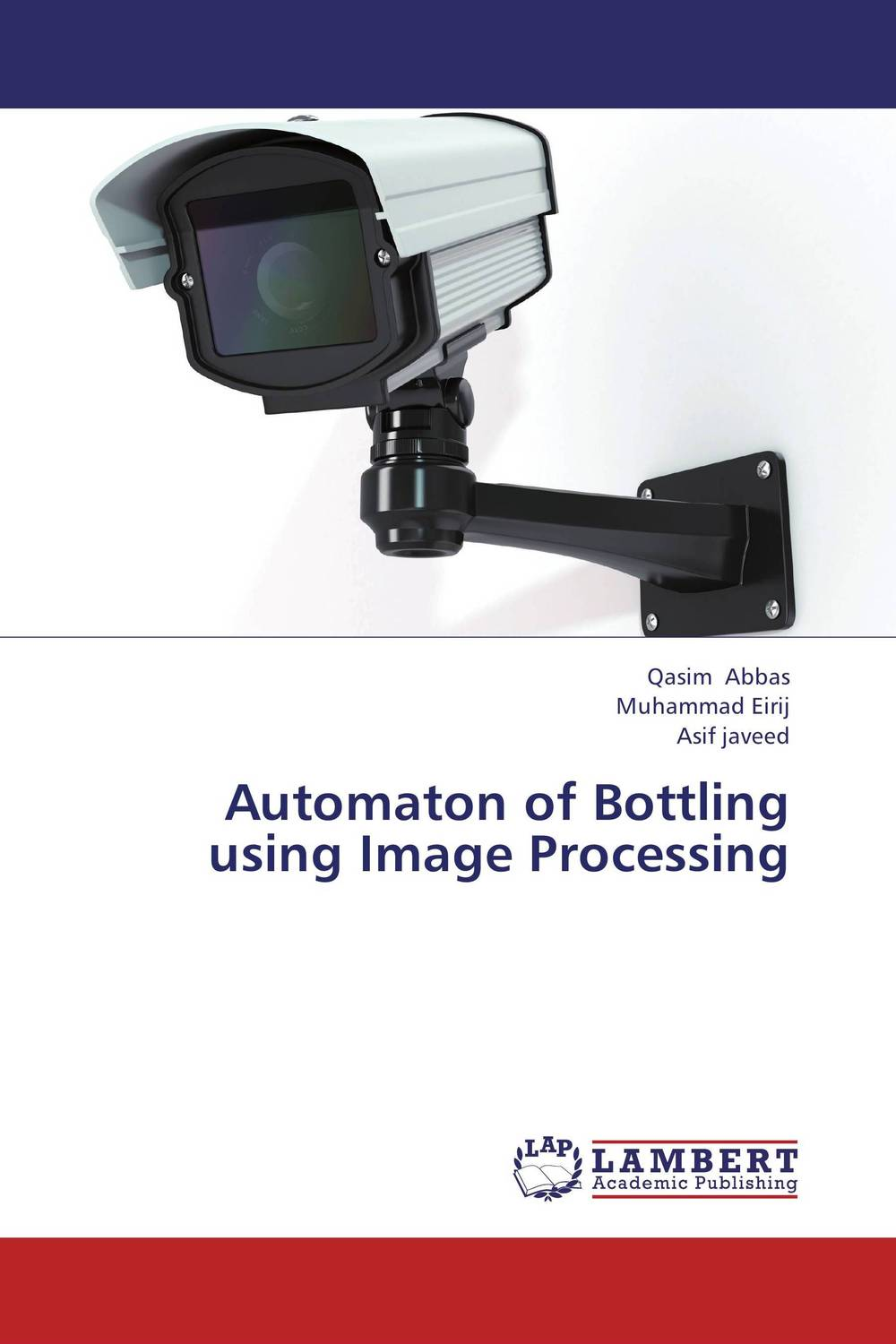 Automaton of Bottling using Image Processing all we shall know