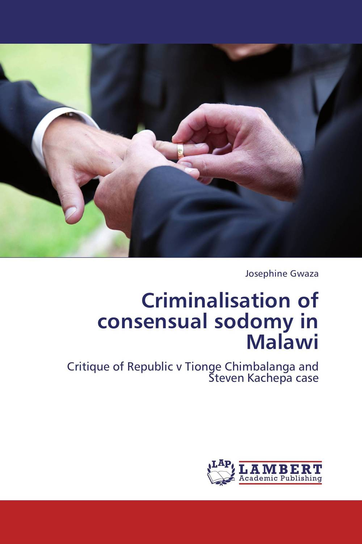 Criminalisation of c...