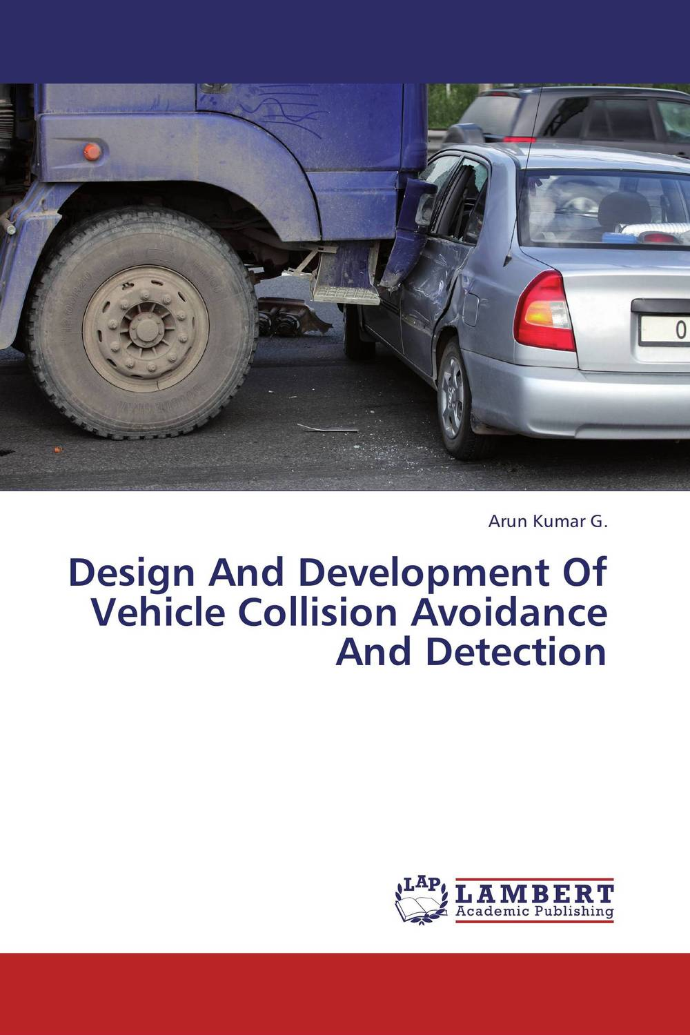 цена на Design And Development Of Vehicle Collision Avoidance And Detection