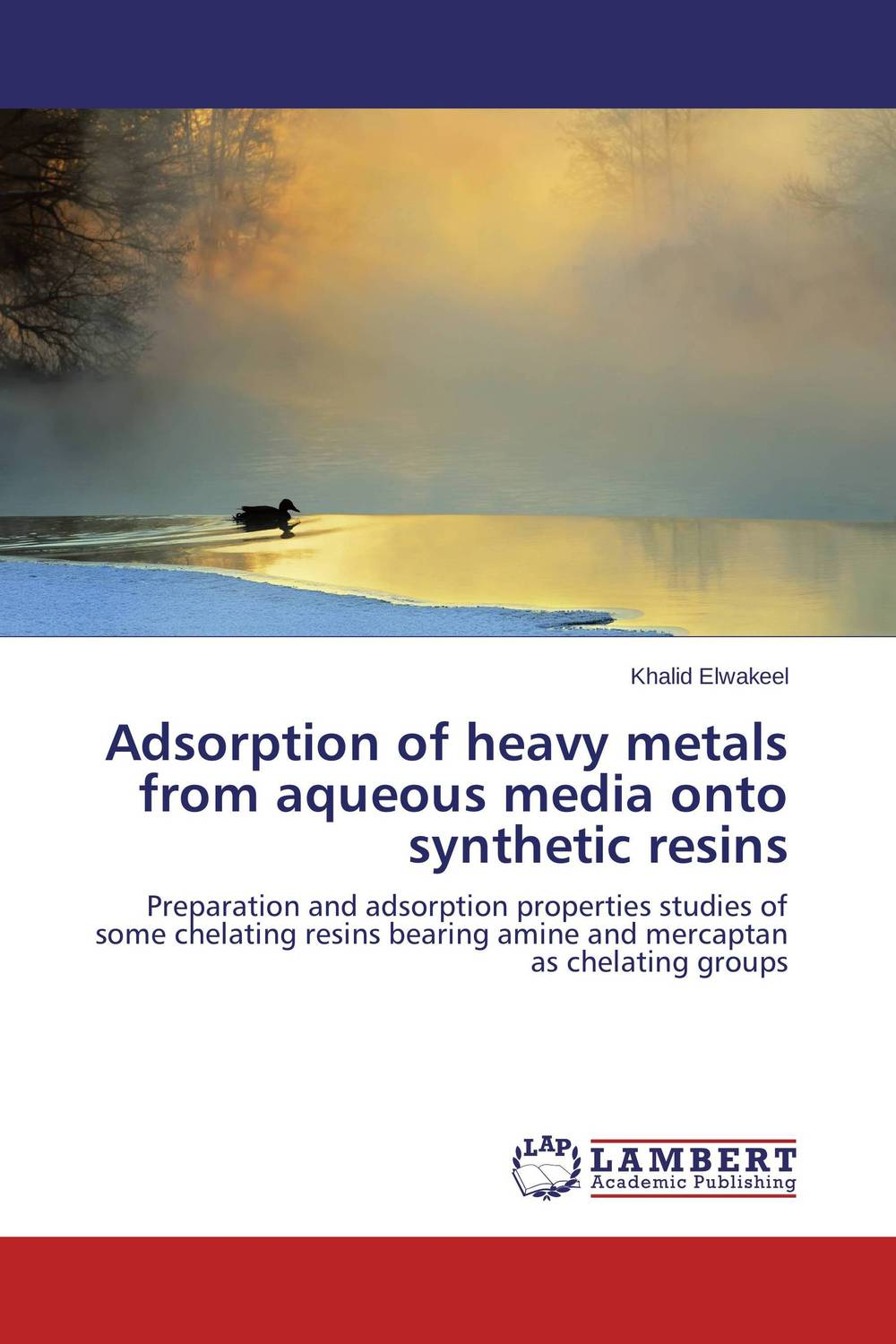 Adsorption of heavy metals from aqueous media onto synthetic resins marwan a ibrahim effect of heavy metals on haematological and testicular functions
