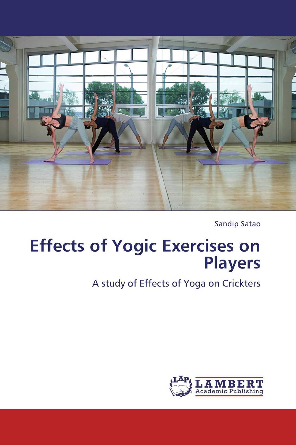 Effects of Yogic Exercises on Players asanas as 2080 l