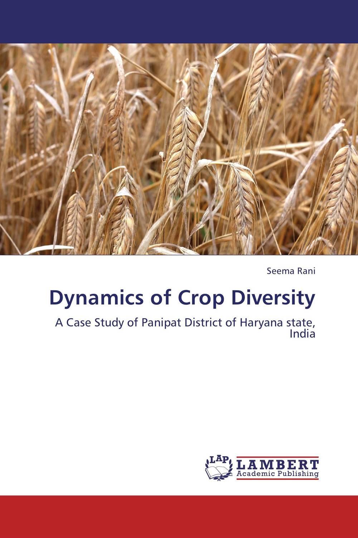 Dynamics of Crop Diversity