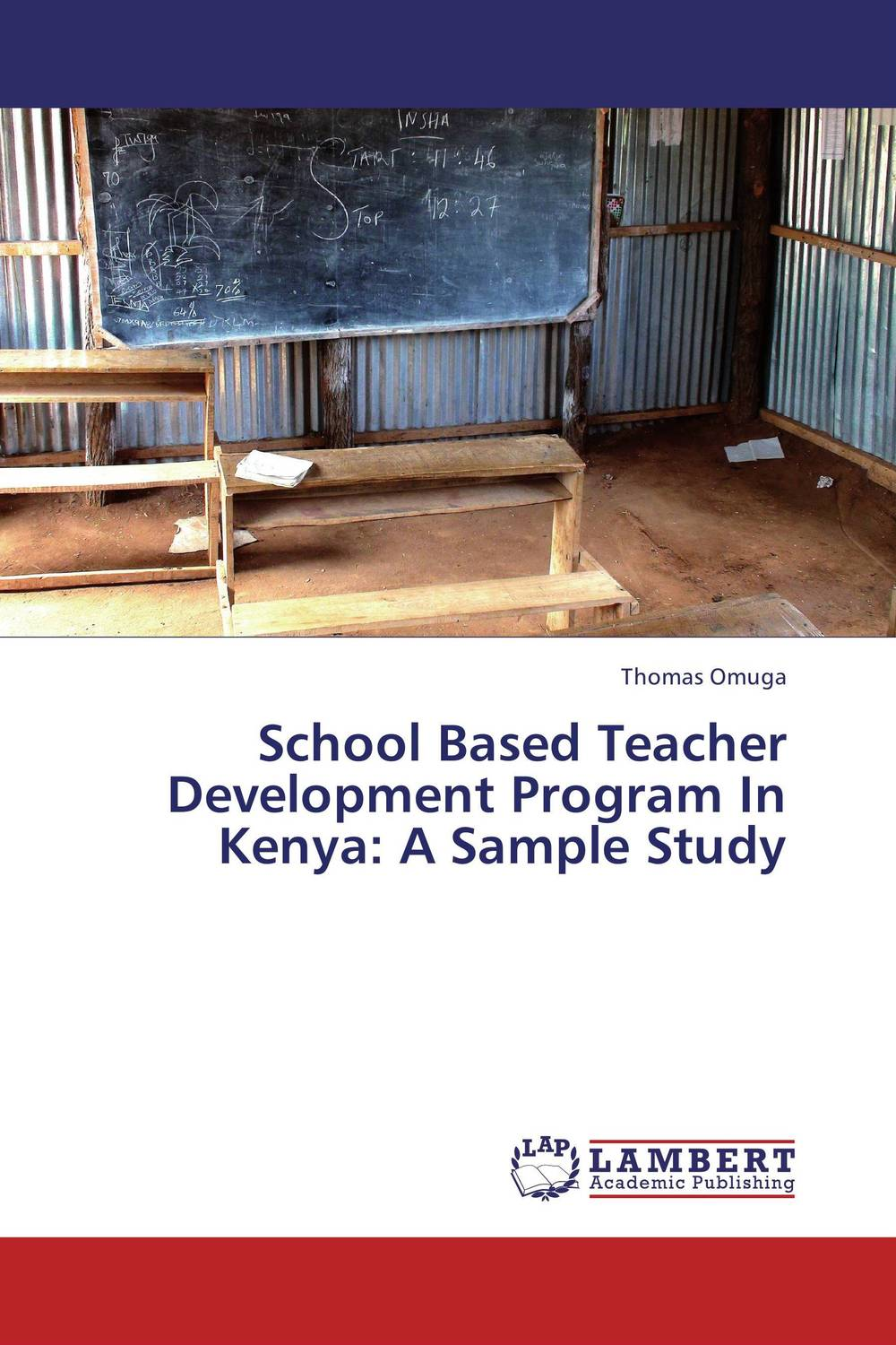 School Based Teacher Development Program In Kenya: A Sample Study teacher s use of english coursebooks with primary school learners
