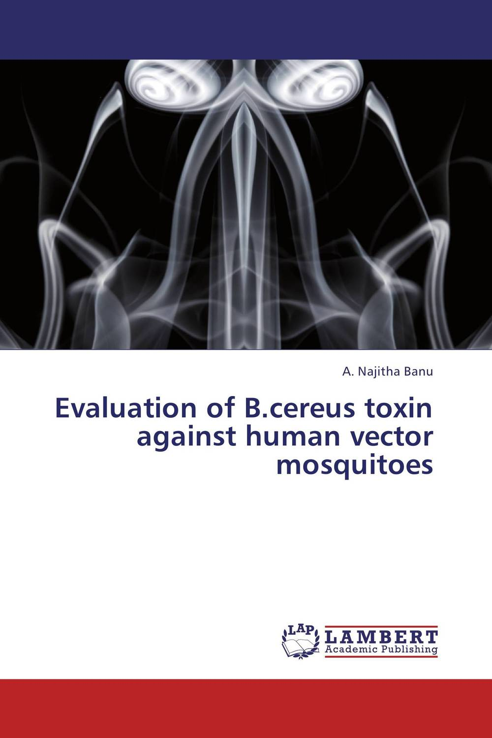 Evaluation of B.cereus toxin against human vector mosquitoes evaluation of the internal control practices