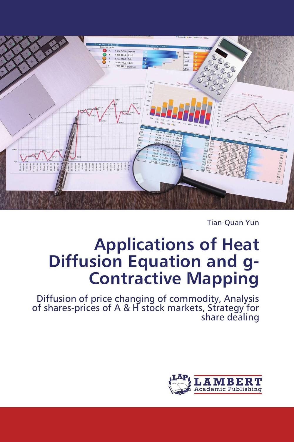 Applications of Heat Diffusion Equation and g-Contractive Mapping