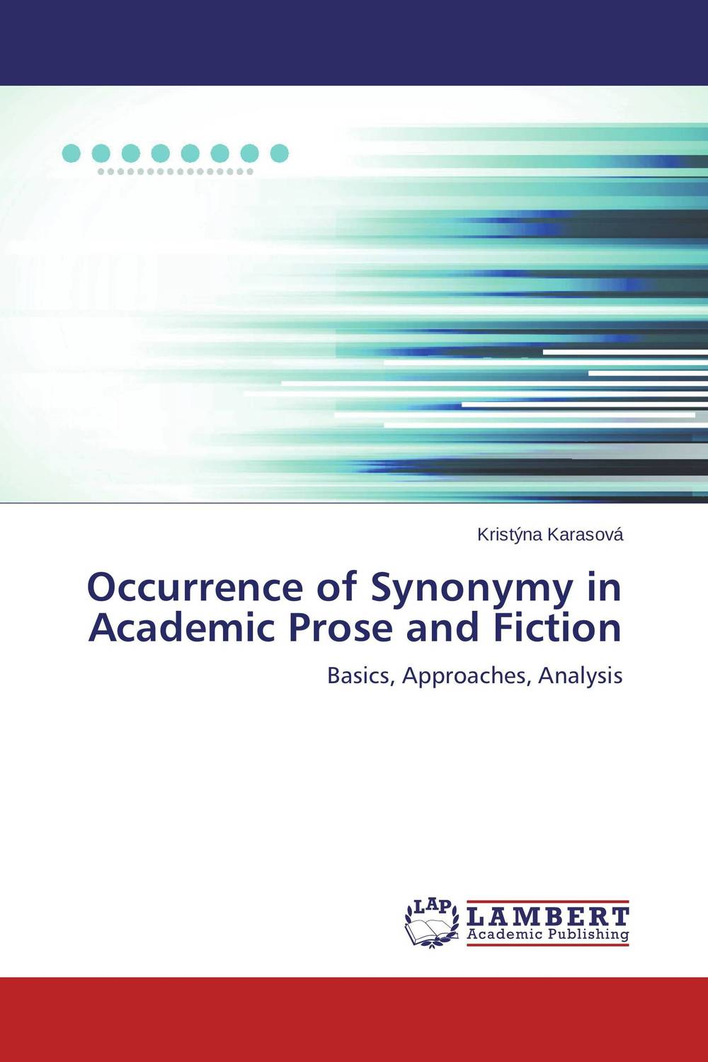 Occurrence of Synonymy in Academic Prose and Fiction внутри topic