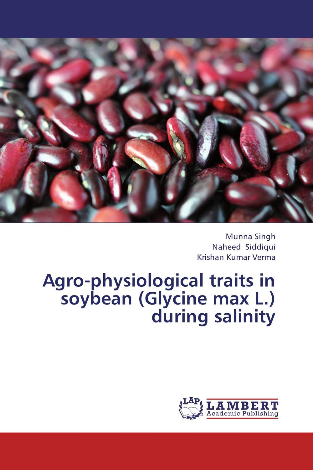 Agro-physiological traits in soybean (Glycine max L.) during salinity green agro