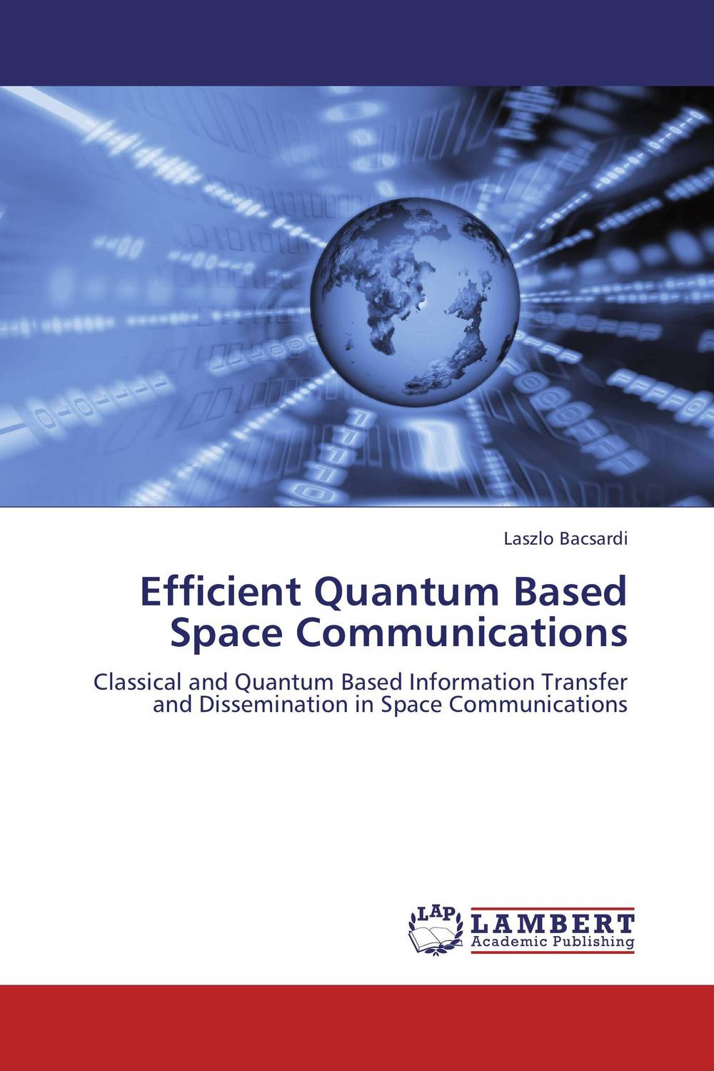 Efficient Quantum Based Space Communications java language bindings for space based computing