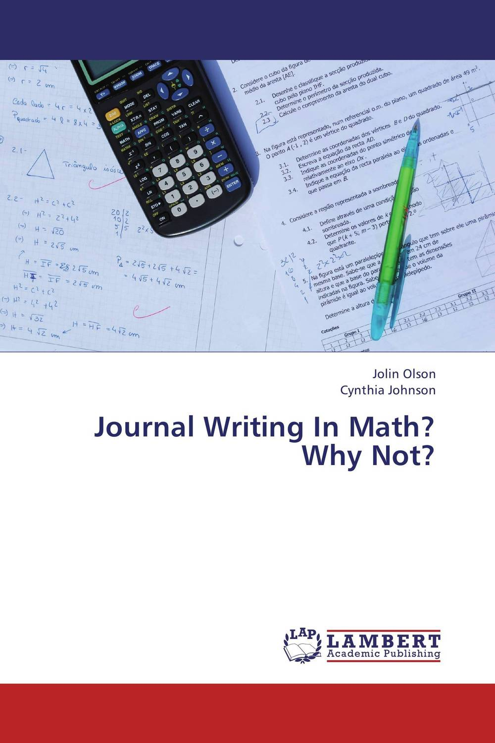 Journal Writing In Math? Why Not?
