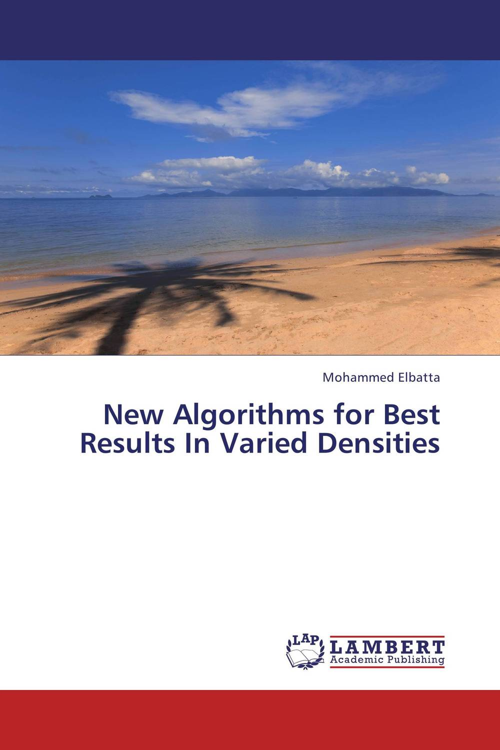 New Algorithms for Best Results In Varied Densities an improved dbscan algorithm for high dimensional datasets