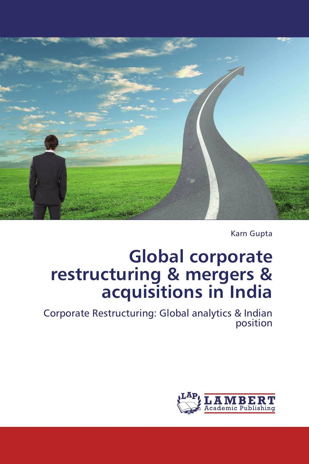 Global corporate restructuring & mergers & acquisitions in India цена и фото