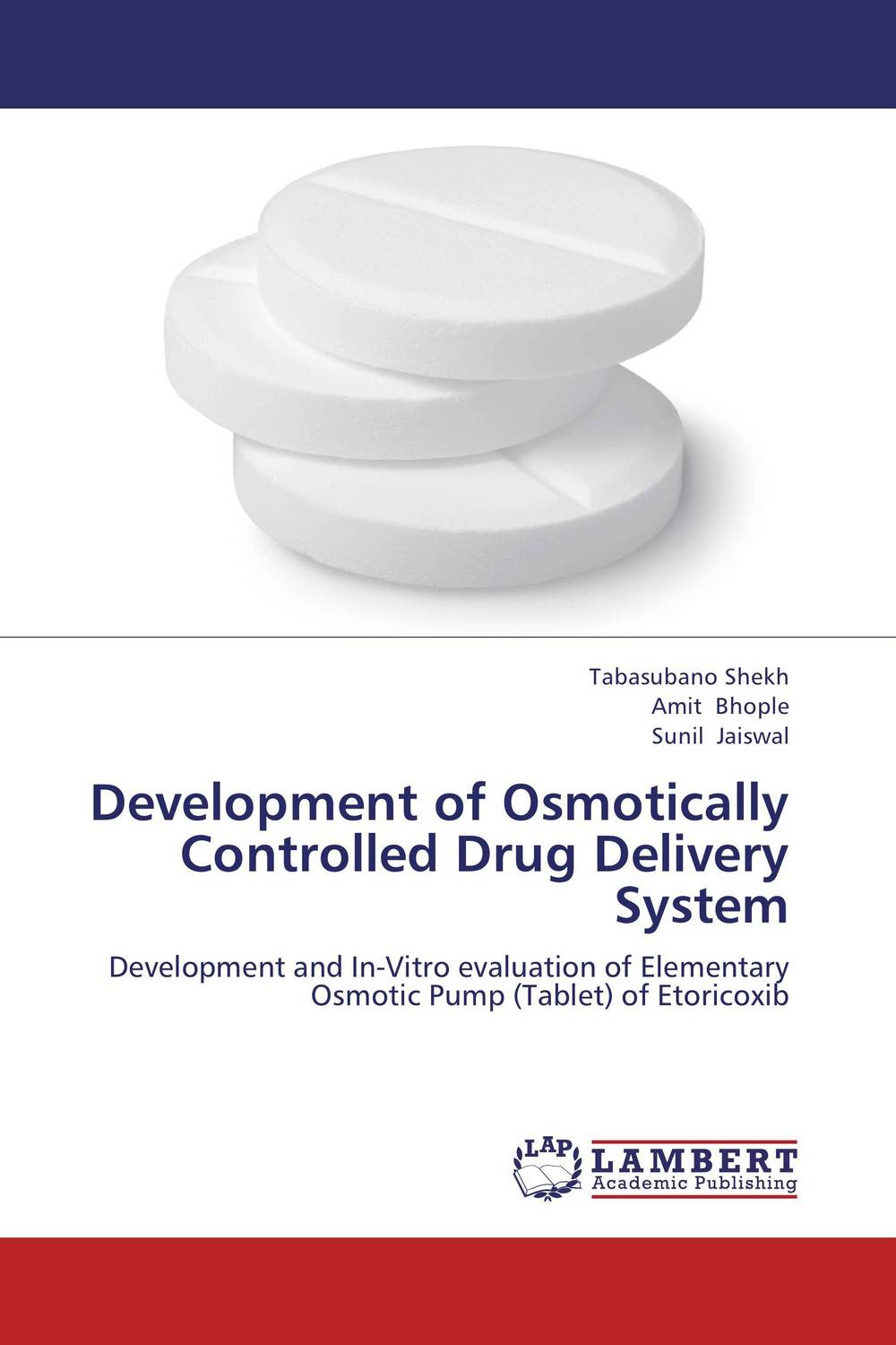 Development of Osmotically Controlled Drug Delivery System design and development of niosomal delivery system for ketoprofen