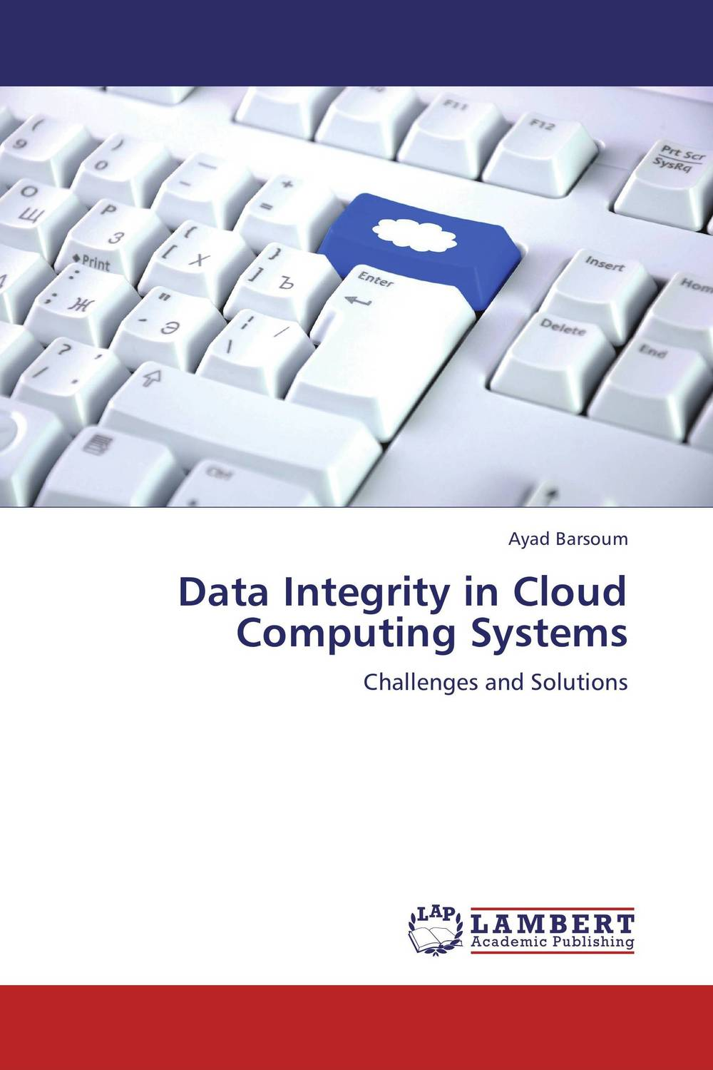 Data Integrity in Cloud Computing Systems cloud computing
