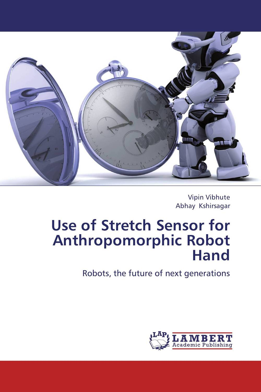 Use of Stretch Sensor for Anthropomorphic Robot Hand rotation movements of robot manipulators in 1